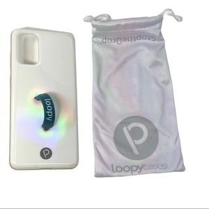 Loopy Case for Samsung Galaxy S20+ Plus Opal